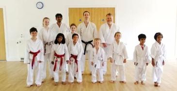 Senshi Karate members
