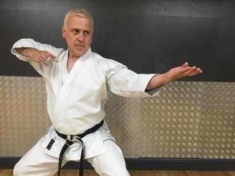 Training with Sensei John Parnell, 18 May2019