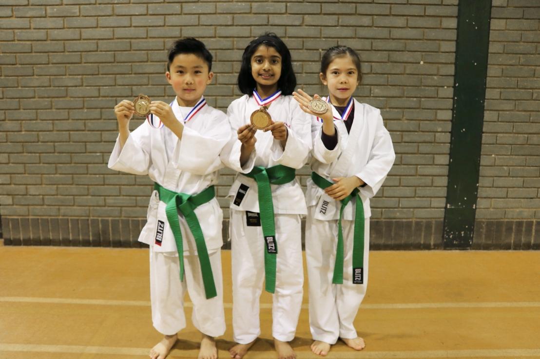 Kids competition, 3 November2018
