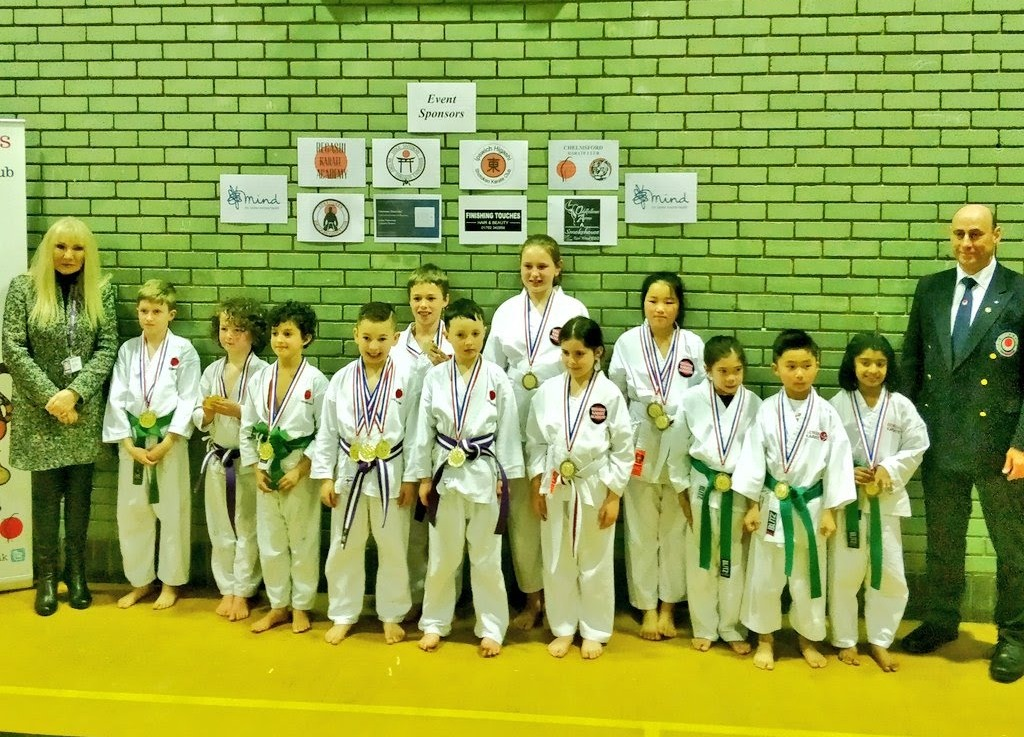 Tigers kids competition, 24 March2018
