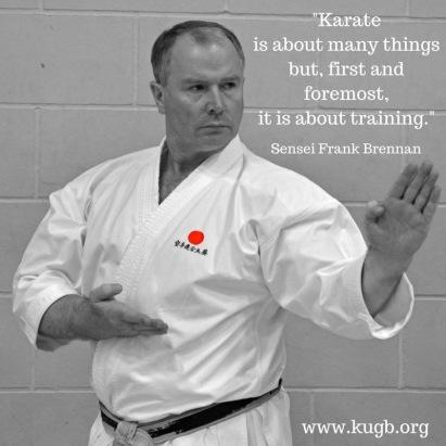 Brennan karate