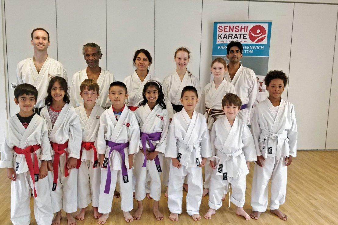 Training with Sensei Robert Dejean, 22 September2018