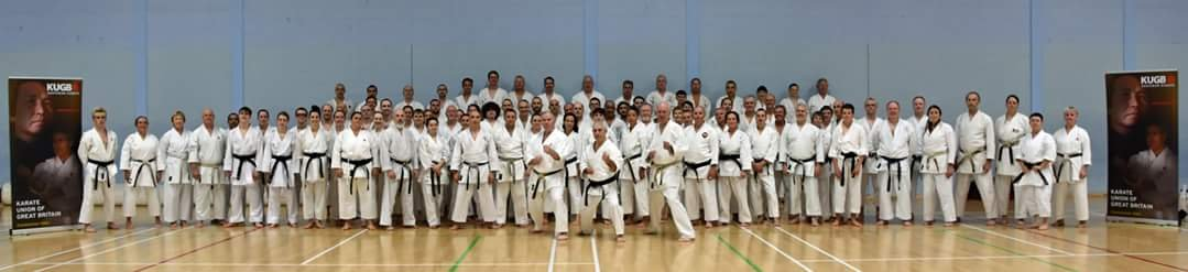 Special Dan training & grading, 6 October 2018