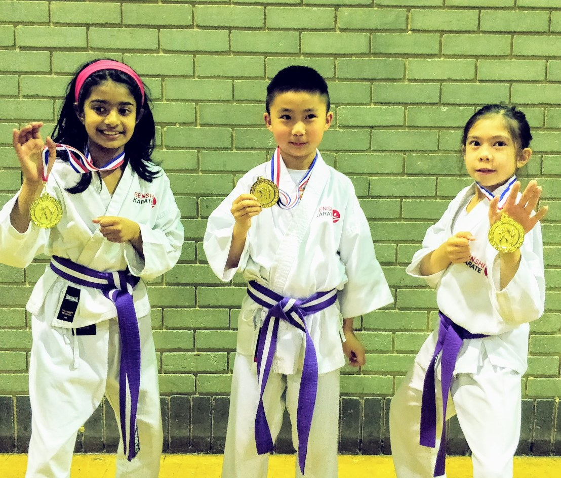 Kids competition, 9 February2019
