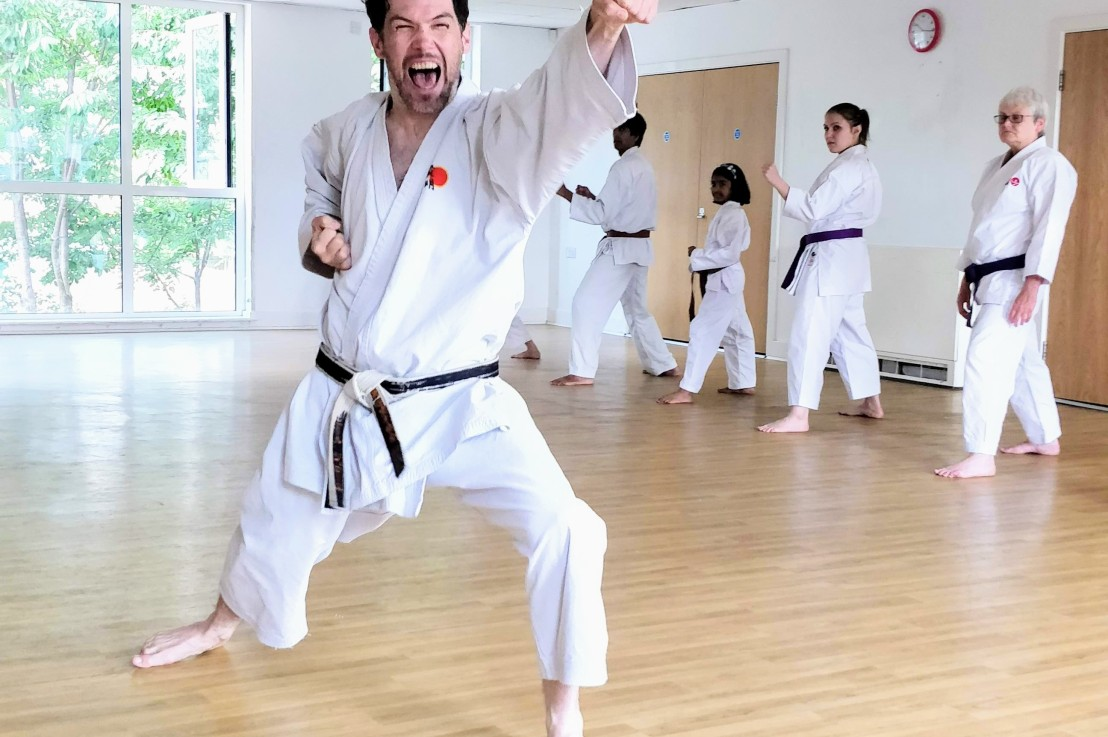 Tekki Sandan with Sensei Neil Jerome, 7.45pm 10 February2021
