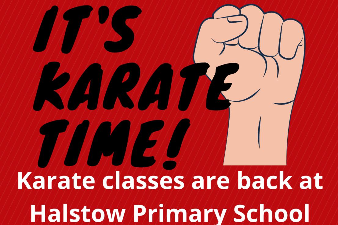 New year, new class: Halstow PrimarySchool